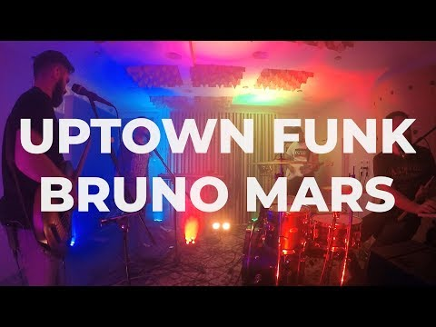 Uptown Funk - Bruno Mars (Eased Cover)